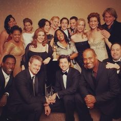 remember when grey's anatomy won a Golden Globe in 2006 for best drama series those were the days