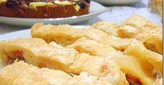 Μανιταρόπιτα Onion Rings, Cornbread, Ethnic Recipes, Food, Millet Bread, Essen, Yemek, Meals