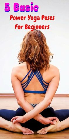 Put The Power In Your Yoga Workout With These 5 Poses Move From One