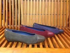 Zapatos en ante colección otoño/invierno 2014