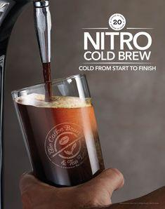 Coffee Shop Nitro Brew - The Coffee Bean