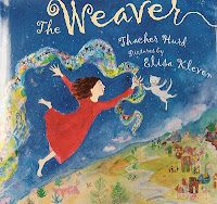 A great book to teach about weaving