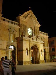 Iglesia de Riohacha, La Guajira, Colombia; where my parents were married ♥.
