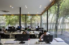 Gallery of MIA Design Studio Offices / MIA Design Studio - 12