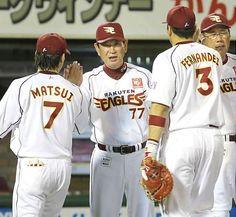 Senichi Hoshino (Tohoku Rakuten Golden Eagles)