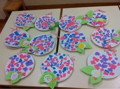 幼稚園の日「あじさい」 の画像 Children's Discovery Place幼児教室~Make, Play and Learn~