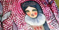 Willowing Arts: Mixed Media Art by Tamara Laporte