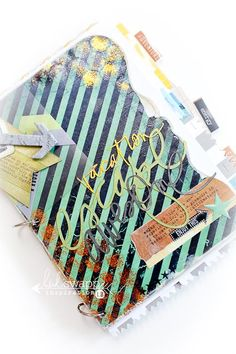 Lindsay Bateman for Heidi Swapp >>> Scrapbooking on the road made oh so easy!! (& pretty).
