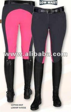 senhoras denim calças de montaria-Outros Produtos de Cavalo-ID do produto:124389113-portuguese.alibaba.com
