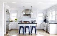 This Beautiful New Jersey Hideaway Is the Beach House of Your Dreams - Beachy Home Tour