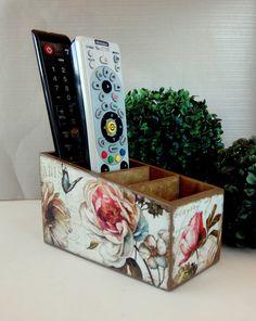 Porta Controle Mod2 Floral