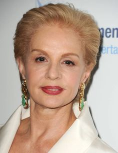This week, the Museum at FIT honored Carolina Herrera with its 2014 Couture Council Award for Artistry of Fashion. In celebration of her always-polished personal style, we've rounded up the most stunning times she's donned a crisp white blouse paired with gorgeous jewelry.   - TownandCountryMag.com