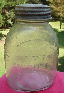 antique mayonnaise jar - Google Search