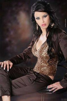 Young Lebanese Singer- Manar Hamza