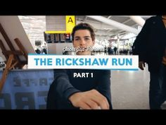 The Rickshaw Run - Part 1 - JacksGap Here it is! Episode 1 has finally been released! And we internet people have basically lost our minds. This video is absolutely stunning. The quality and the content is just brilliant! I'm so proud. ♥ I can't wait for Episode 2.