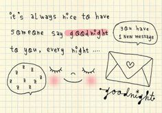 "Good Night Quotes sweet for your ""significant other""."