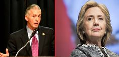 Trey Gowdy's Benghazi Committee Rejects Hillary Clinton's Trey Gowdy has Hillary cornered, and she's desperate to escape.