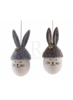 Bunny Decorations, 2a @ rosefields.co.uk
