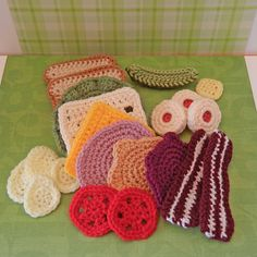 Ravelry: Let's Do Lunch pattern by Katie Christy