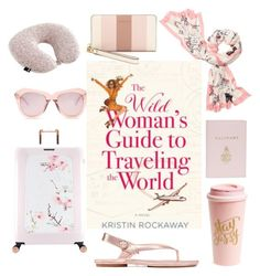 Travel essentials for Summer 2017. Passport? Check. Comfy shoes for sightseeing? Check. THE WILD WOMAN'S GUIDE TO TRAVELING THE WORLD? Check!  In stores June 6.