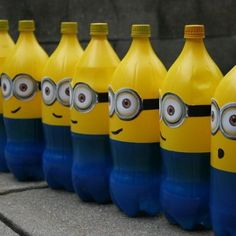 Despicable Me Themed party