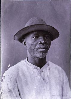 nigerianostalgia: A freed Yoruba slave from Bahia, Brazil. 1800s