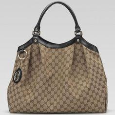 Gucci 211943 FAFXG 9769 Sukey'Large Tote Gucci Damen Handtaschen