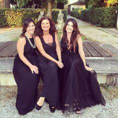 Prima della sfilata #evento #fashionshow #weddingfashionshow #weddingdress #totalblack #intothewhite #workout #longdress #venezia #mestre #Cadellanave