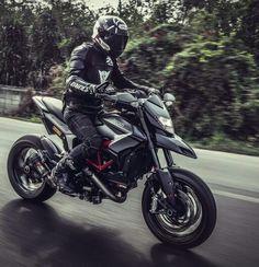 2011 ducati hypermotard 939 stunt black matte | full throttle