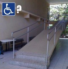 1000 images about accessibility fail on pinterest for Architecture fail