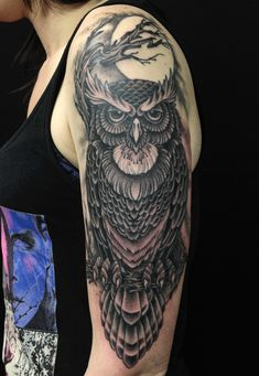 cherokee tribal tattoos owls - Google Search
