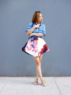 http://www.shallwesasa.com/2015/08/how-to-wear-floral-cut-out-dress-day-and-night.html