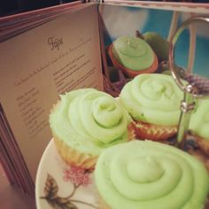 Feijoa Cupcakes #missmelicious