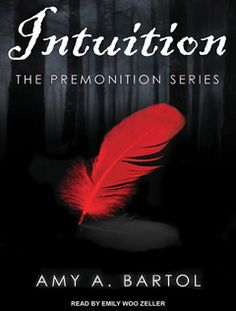 Intuition released on audiobook!!! Gahhh!! Indebted's audiobook is just days away with a release date of August 26, 2013!! You can listen to a sample of Intuition on Tantor Audio's website by clicking on the pin!