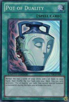 Yu-Gi-Oh! - Pot of Duality (CT08-EN00... $0.01
