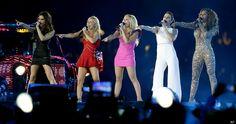 The Spice Girls, London Olympics