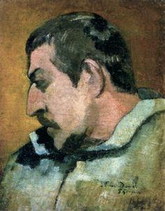 Paul Gauguin, autorretrato