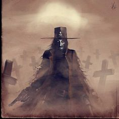 The Outlaw by kingzog on deviantART