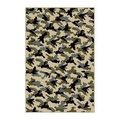Camouflage Rectangul