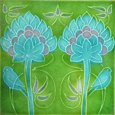 My tile collection Archives - Art Nouveau TilesArt Nouveau Tiles Art Nouveau Tiles, Art Nouveau Design, Decorative Mouldings, Decorative Tile, Art Tiles, Mosaic Art, Azulejos Art Nouveau, Art Deco Artwork, William Morris Art