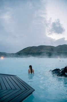 Gal Meets Glam Iceland Itinerary Part 1 - Monday Swimwear One Piece