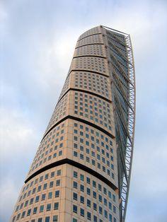 The Turning Torso | Santiago Calatrava #experimentsinmotion