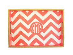 Chevron Medium Trays