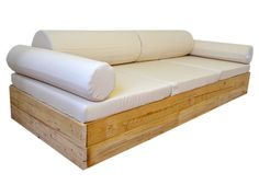 sofa balinesa x recubierto de madera de pino