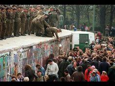 La cortina de hierro el muro de berlin documental history - YouTube