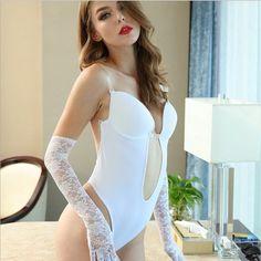 Bras Motivated Cockcon Sexy Bra Women Deep U Low Cut Push Up Female Lingerie 2018 Hot Sale Backless Crossing Strap Underwear Girl Intimates