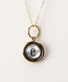 Beautiful charm///Needs a D inside!
