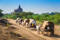 Return from Pagoda Festival by Zay Yar Lin on 500px
