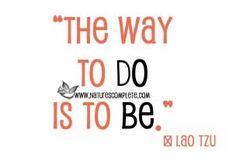 The Way To Do...Is T