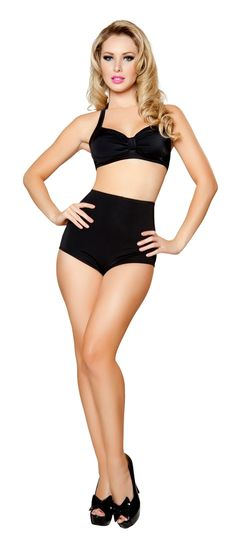 StarletsAndHarlets.com❤HIGH WAISTED❤SWIMWEAR❤Get 25% off today! Text STARLETSHARLOTS to 22828!
